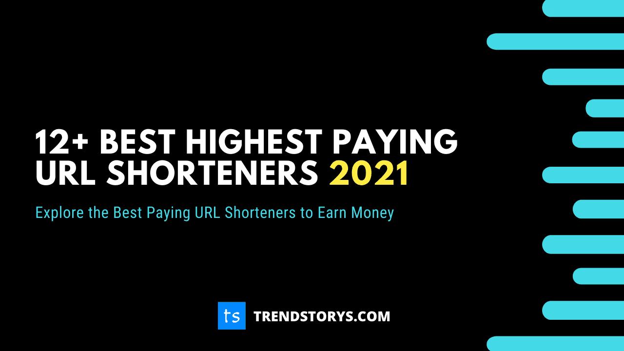 Highest Paying URL Shortener