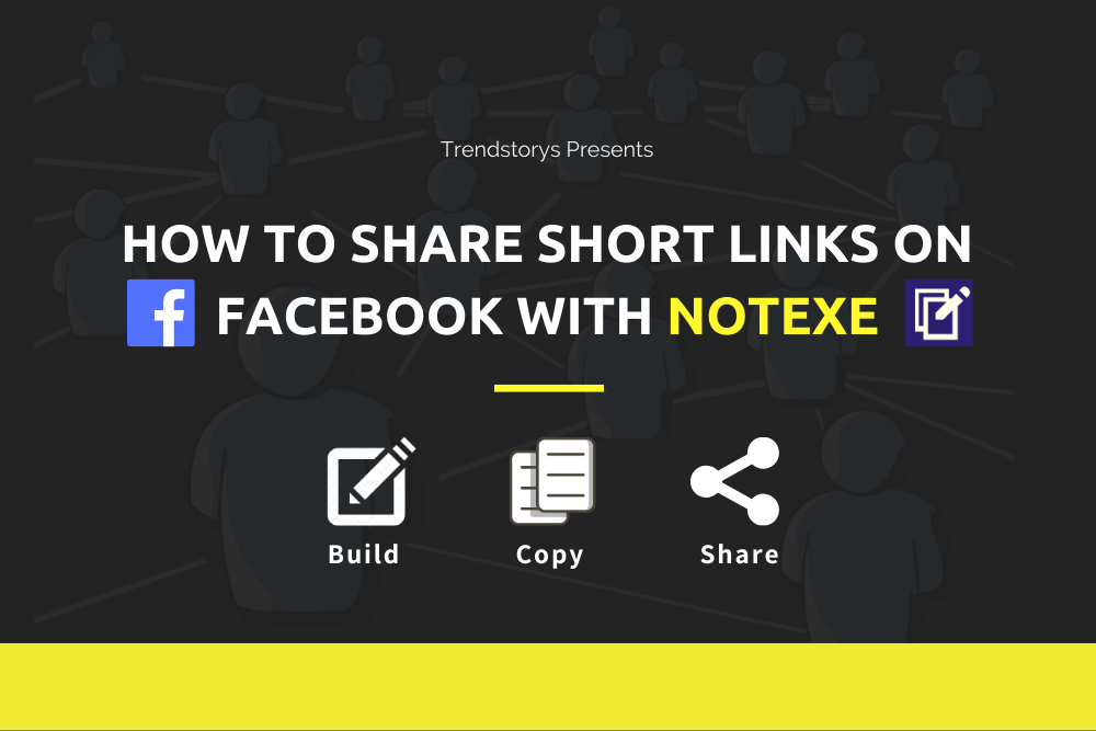 How to share Short links on Facebook