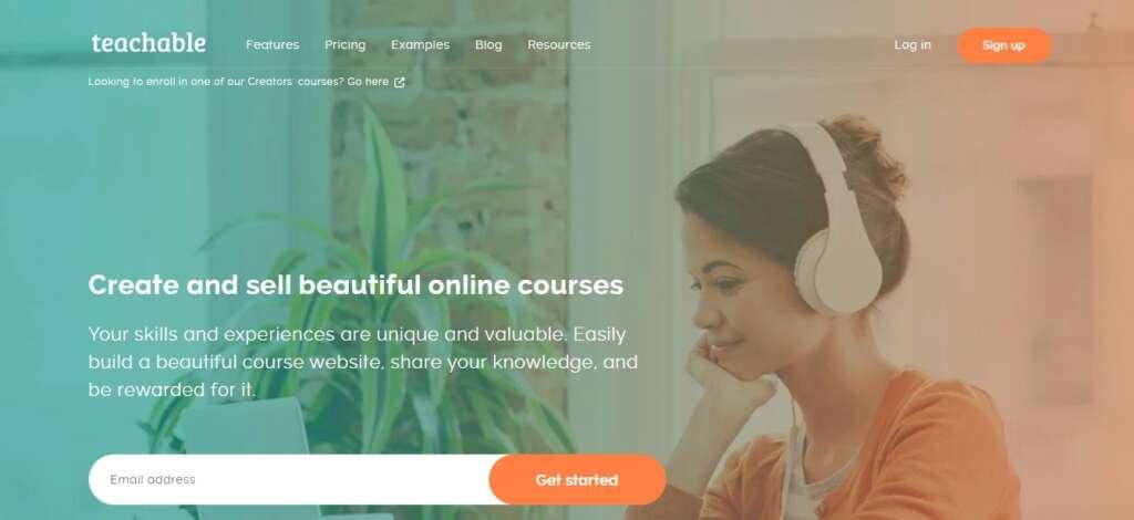 Teachable - Best affiliate Program