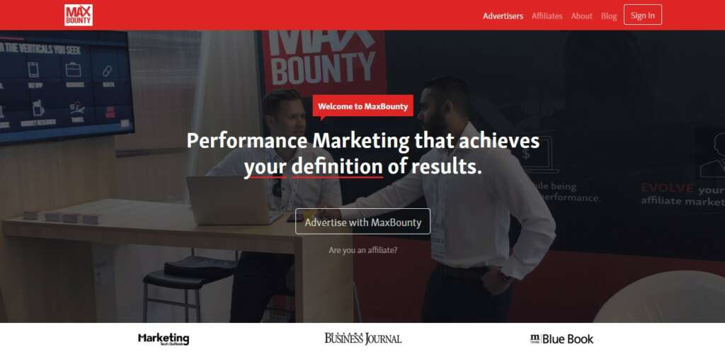 Top CPA Affiliate Network