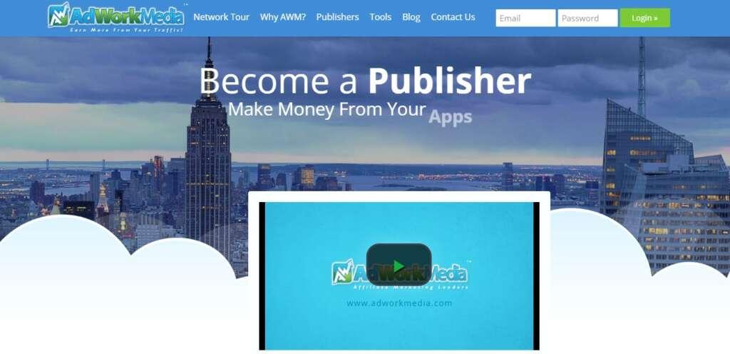 AdworkMedia - Best CPA Network