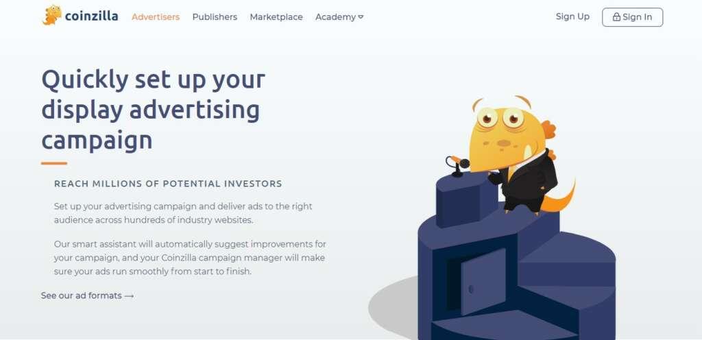 Coinzilla Advertisers
