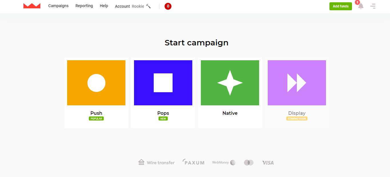 RichPush Campaigns