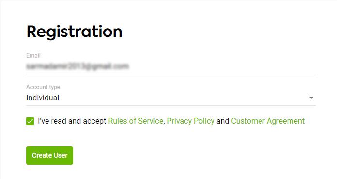 RichPush Registration