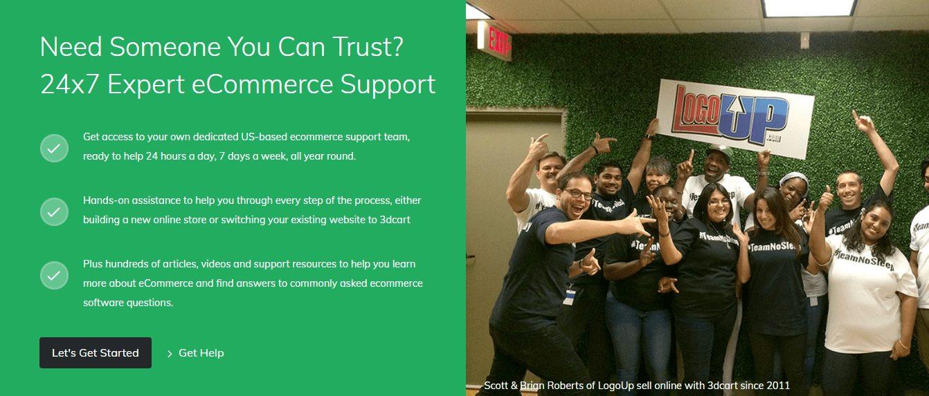 3dcart support