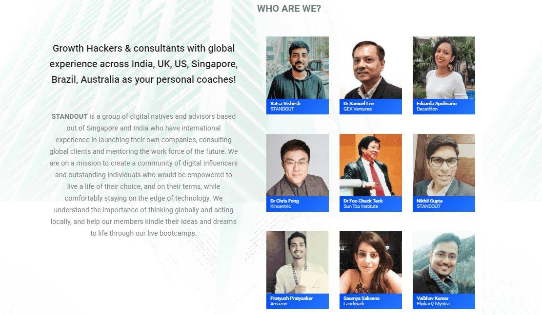 Standout Digital marketing speakers