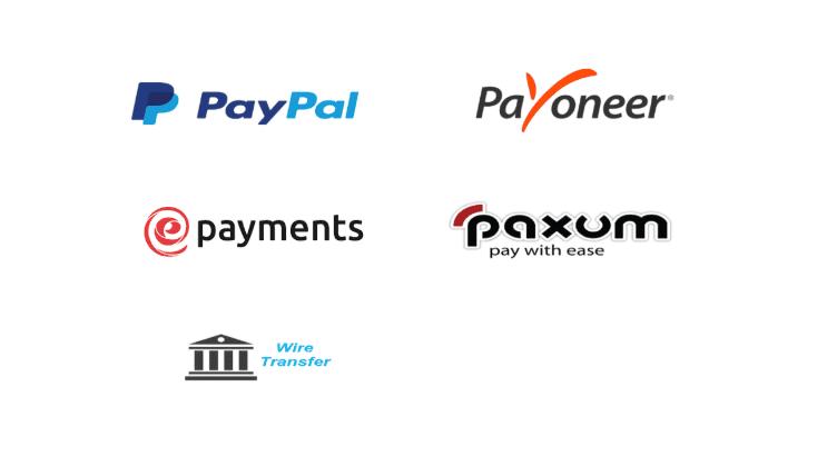 AdMaven Payment methods