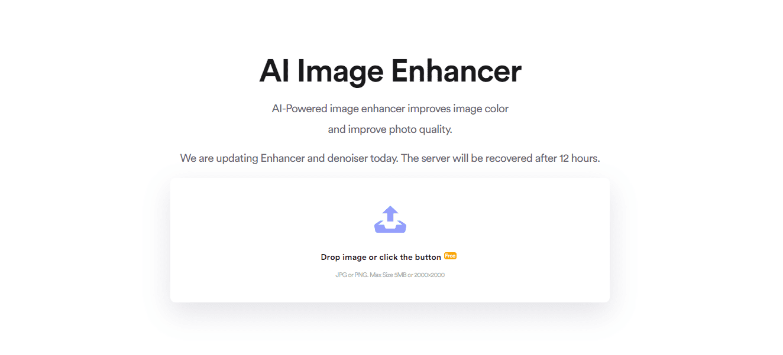 AI Image Enhancer