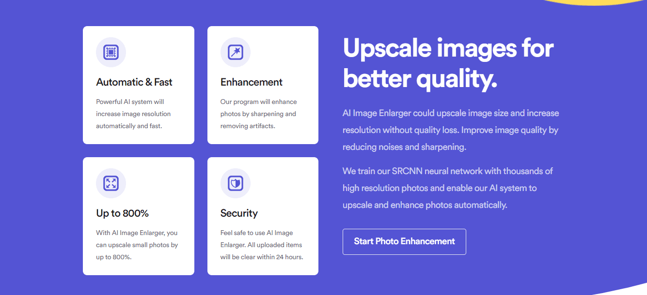 Imglarger Features