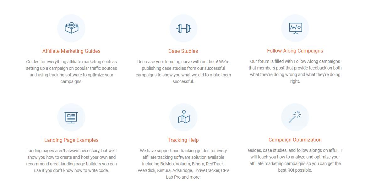 affLIFT Features