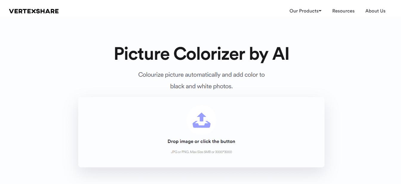 Picture Colorizer AI