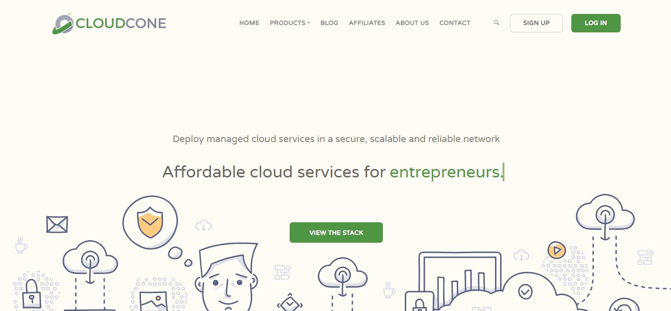 CloudCone VPS