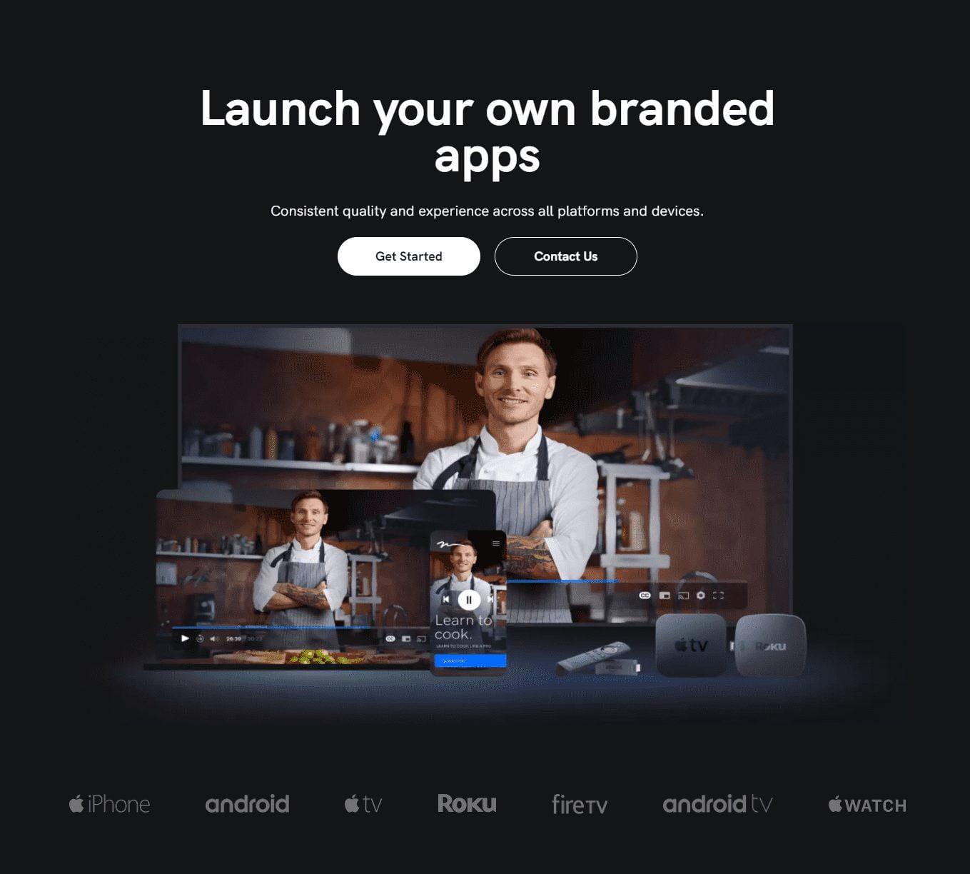 Uscreen OTT Apps