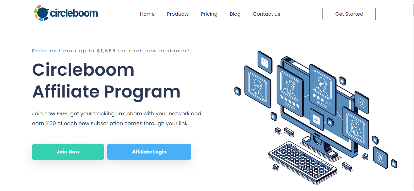 Circleboom Affiliate Program